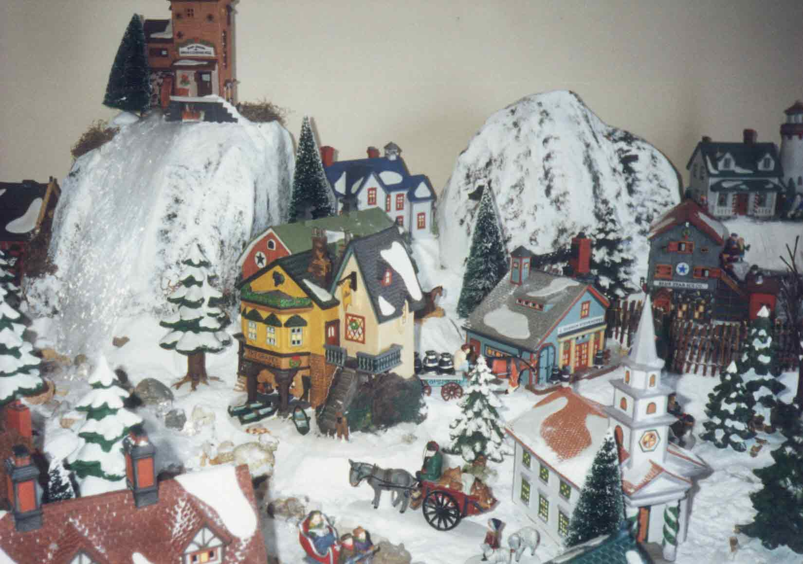 A scenci d56 village